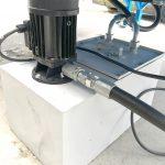 pompe et cuve pour Filtre brouillard huile