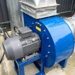 Ventilateur 22 Kw 3000tr/min 15 m3 RH560